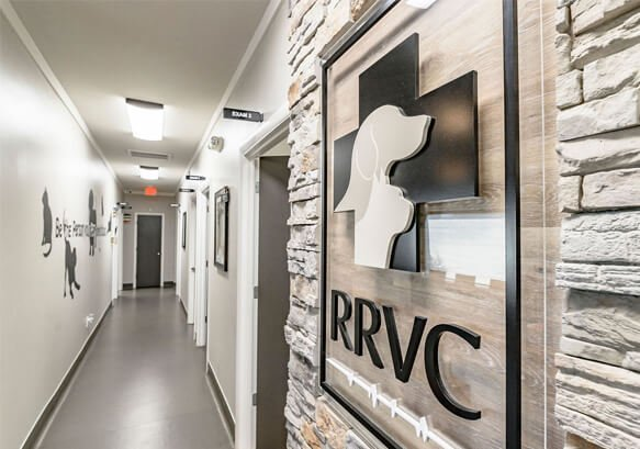 RRVC Logo Wall